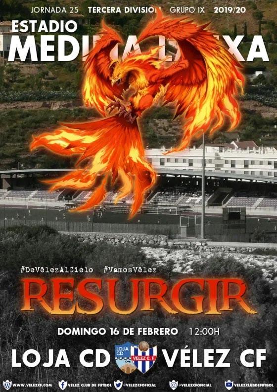 Loja CD - Velez C.F Domingo 6 frebrero 2020
