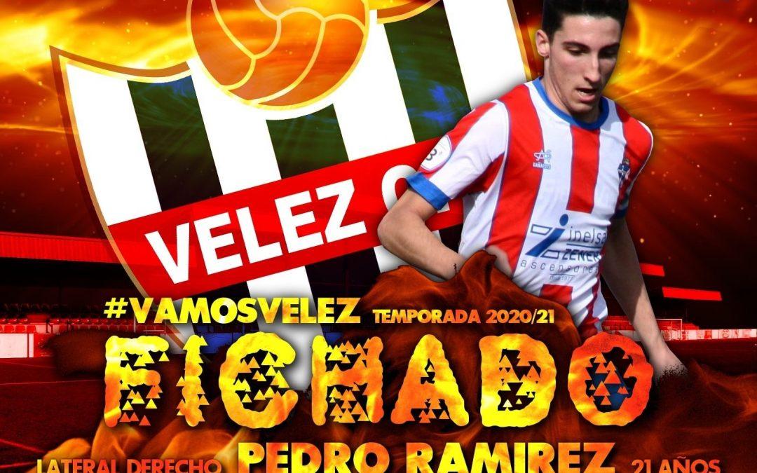 FICHADO: Pedro Ramírez (2020/21)