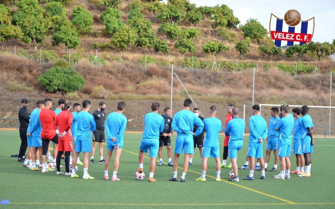 Vélez Club de Fútbol está en Benajarafe