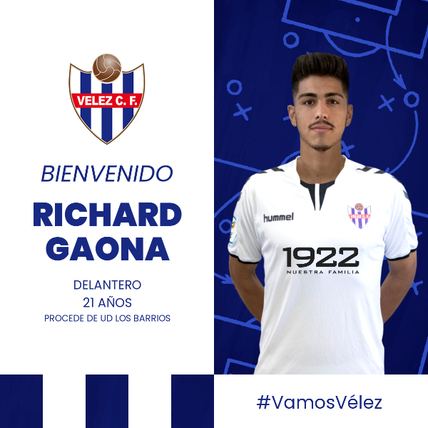FICHADO: Richard Gaona