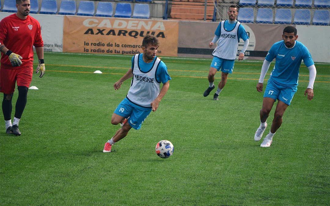 Jornada 12 – Antequera CF & Vélez CF