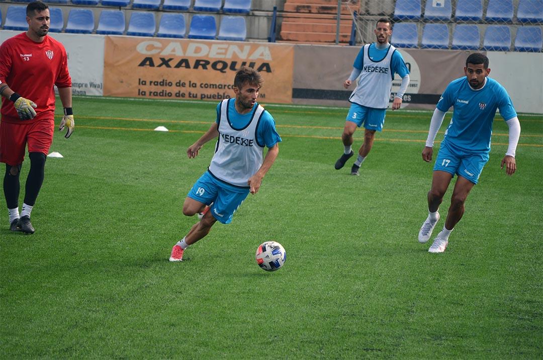 Antequera - Vélez C.F Jornada 12 20-21