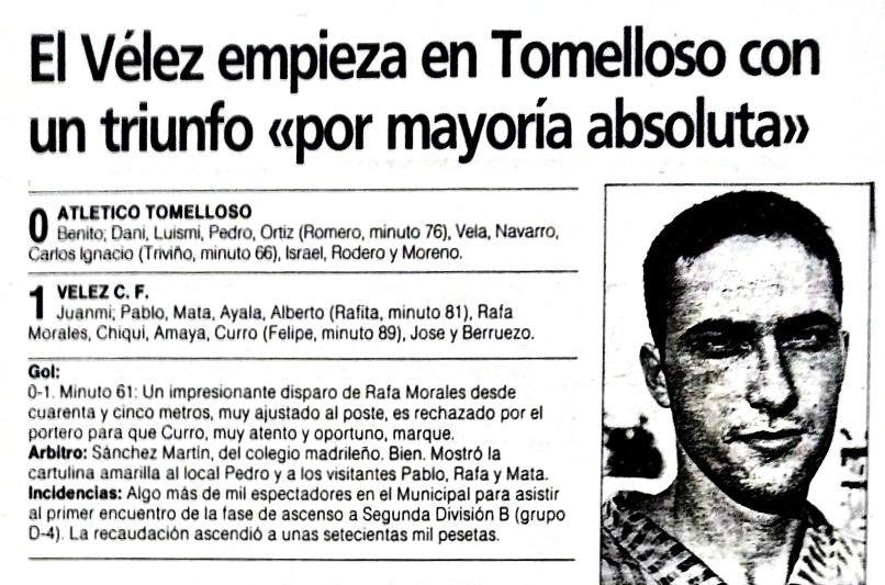 ¿Sabías qué… (28 de Mayo de 1995)