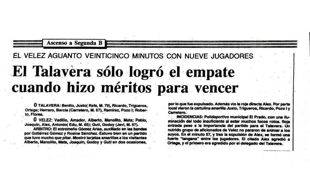 ¿Sabías qué… (31 de Mayo de 1992)