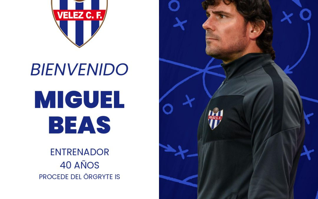 FICHADO: Miguel Beas
