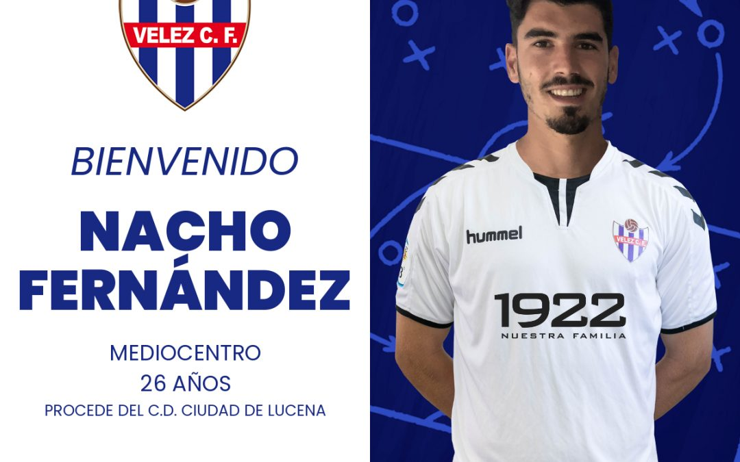 FICHADO: Nacho Fernández