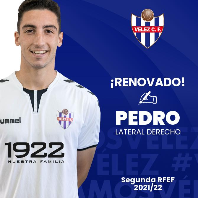 Renovado: Pedro