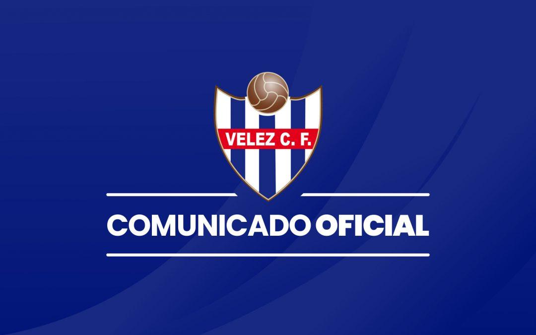 Comunicado oficial: Juan Carlos Gómez y José Ortega