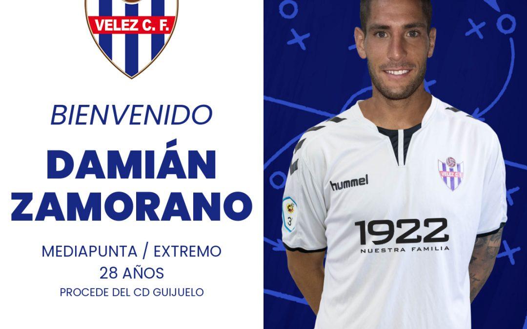 FICHADO: Damián Zamorano