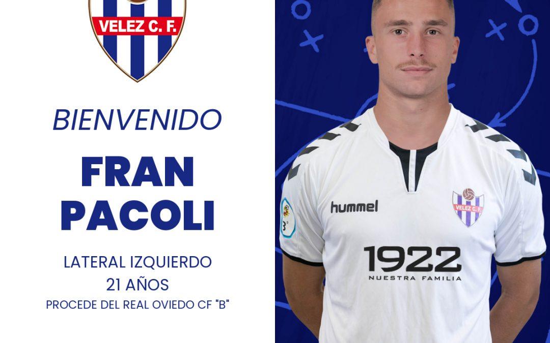FICHADO: Fran Pacoli