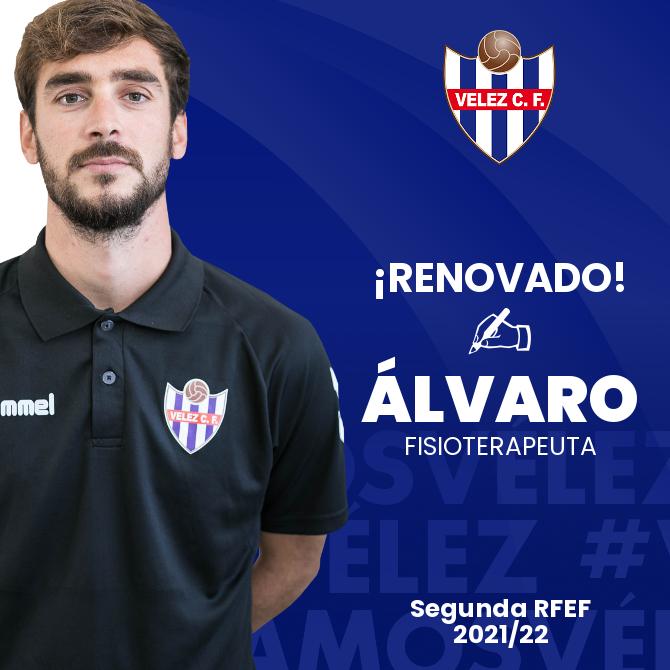Renovado: Álvaro