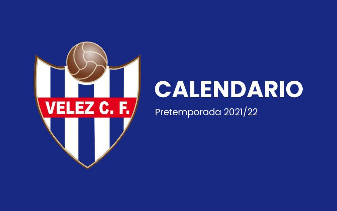 Partidos amistosos – Pretemporada (2021/22)